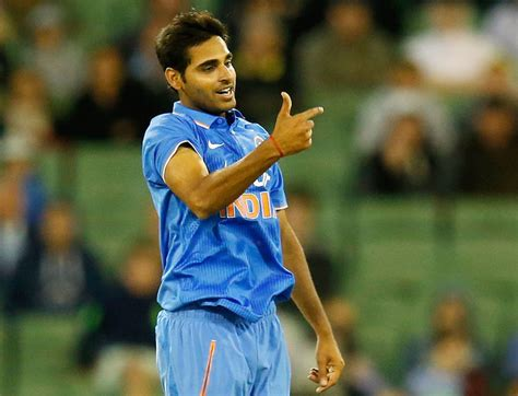 Swing Cricket bhuvneshwar will swing the others to get seam movement rediff cricket