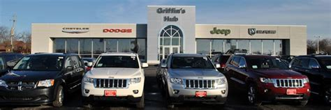 Milwaukee Jeep Dealers Griffin S Hub Chrysler Jeep Dodge Milwaukee Car Dealership
