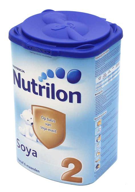 Nutrilon Soya 6 12 Nutrilon Nutricia Soya 2 Baby Milch Ab Dem 6 Monat 850 Gr