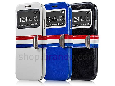 Sale Momax The Smartcase Foldable Stand For Samsung Ga 2006 momax samsung galaxy s4 style stand view