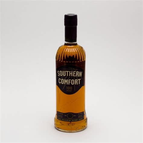Southern Comfort Cinnamon by Southern Comfort 100 Proof Liqueur 750ml Wine