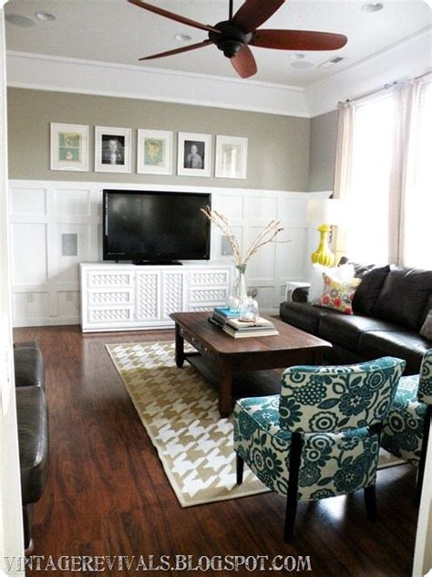 diy livingroom hailee s living room paint colors sources and cost