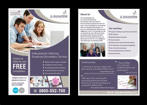 flyer design nz serious professional flyer design for jenni froggatt by