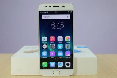 Handphone Vivo V5 Plus Terbaru harga vivo v5 plus dan spesifikasi sang pesaing oppo f1 plus