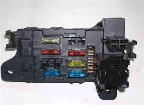 daihatsu fuse box location wiring diagram