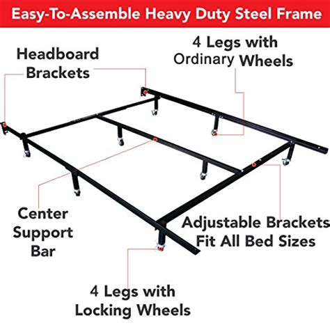 how to assemble a bed frame how to assemble metal bed frame frame design reviews
