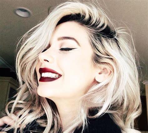 creating roots on blonde hair best 25 dark roots ideas on pinterest dark roots blonde