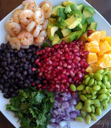 mih recipe superfood salad with lemon vinaigrette