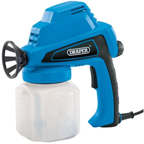 draper airless electric spray gun shed fence preservative