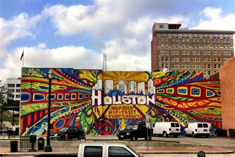 Houston Is Wall By Gonzo247 04 13 2013 Houston