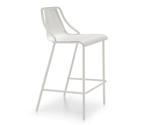 outdoor barhocker ola h65 h75 in bar stools from midj s p a architonic