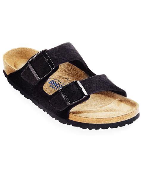 Original Sandal Blackmaster Two Band birkenstock shoes s soft footbed two band suede slide
