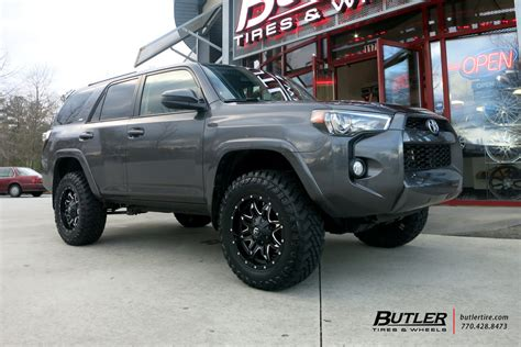 toyota 4runner road wheels toyota 4runner with 20in fuel lethal wheels exclusively