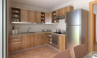 Wooden Kitchen Designs Pictures Of Kitchens Modern Medium Wood Kitchen Cabinets Page 2