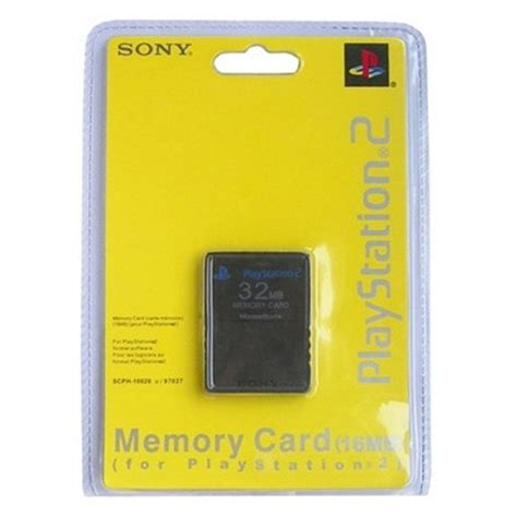 Mc Ps2 16mb Memory Card Ps2 16mb sony 32mb ps2 memory card s end 4 13 2017 12 00 am myt