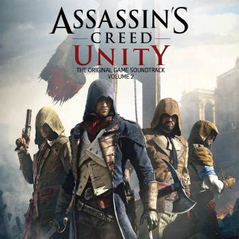 assassins creed volume 3 1782763104 assassin s creed unity the original game soundtrack volume 2 soundtrack from assassin s creed