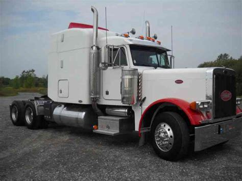 Peterbilt 384 Sleeper by Peterbilt 384 2013 Sleeper Semi Trucks