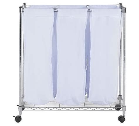 Stash 3 Divider Laundry Trolley Laundry Pinterest Laundry Divider