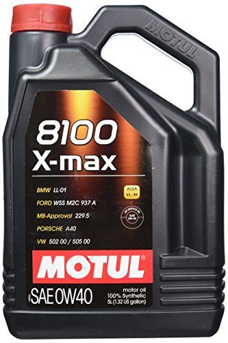 motul   max  api sn fully synthetic gasoline  diesel engine oil  ml omgtricks