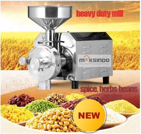 Jual Ginseng Kering jual mesin penepung biji bijian bumbu dan herbal grain