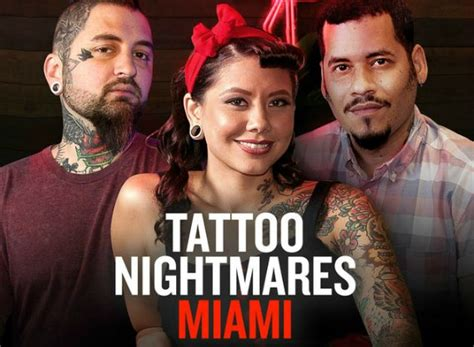 tattoo nightmares episode 211 tattoo nightmares miami season 1 episodes list next