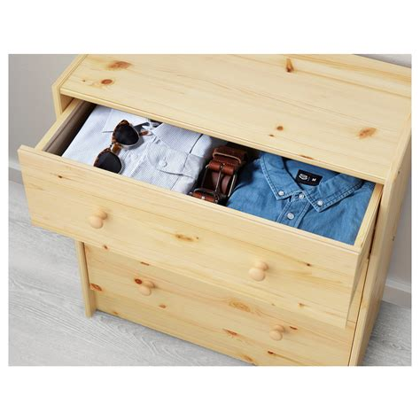 Rast 3 Drawers Chest Dresser by Rast Chest Of 3 Drawers Pine 62x70 Cm