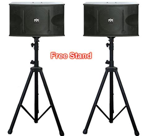 Bmb Cs 750r 8 Inch bmb karaoke speakers mixing lifier