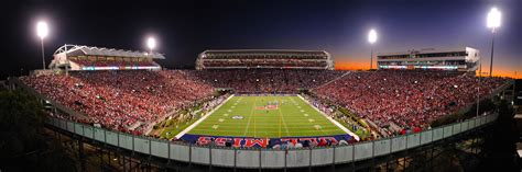 Miss Hotty 360 ncaa fb hotty toddy ole miss football operation