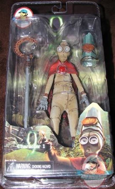 character  neca reel toys moc action figure toy