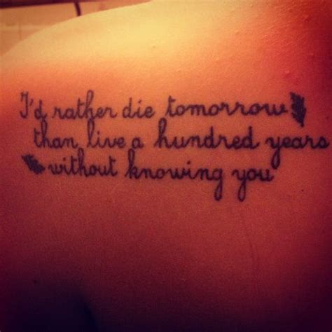 lauren conrad wrist tattoo 1000 ideas about matching quote tattoos on