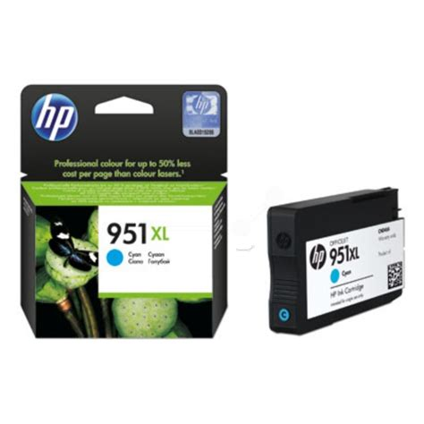 Barang Istimewa Catridge Hp 951 Xl Cyan original hp 951xl cn046ae high yield cyan ink cartridge