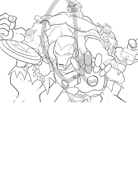 avengers tower coloring pages the heroic avengers coloring page download print