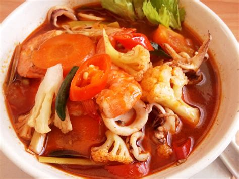 resepi tomyam thai pekat resep makanan resep masakan