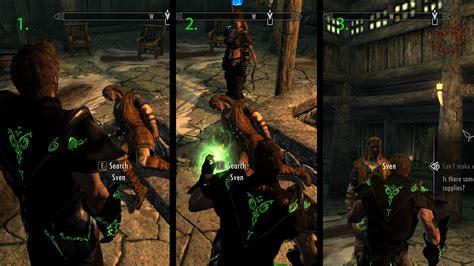 skyrim dead npc resurrect dead spell at skyrim nexus mods and community