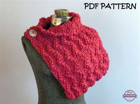 chevron infinity scarf knitting pattern 78 best images about knitting patterns on