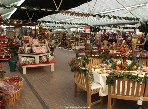 a review of christmas shopping at bridgemere garden world