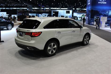 2016 acura mdx review changes mpg price 3 5l