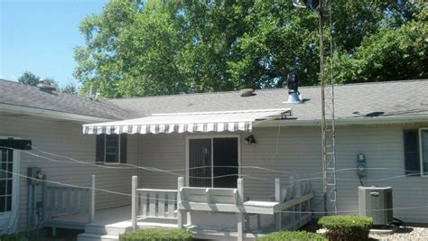 Awning Dealers by Awning Sunsetter Awning Installation