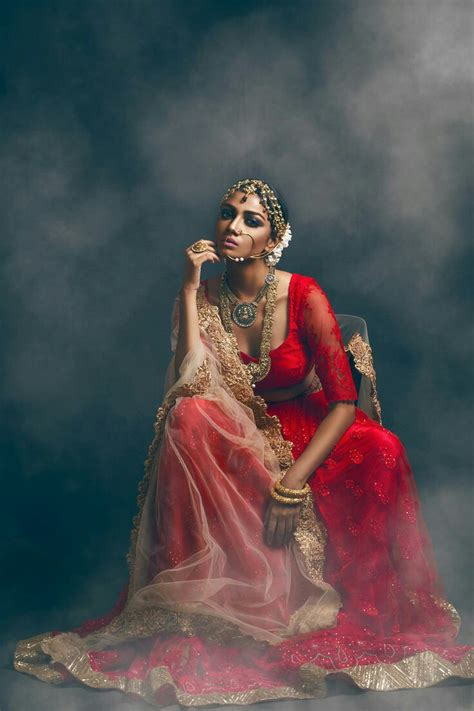 Indian Wardrobe Pictures by Most Beautiful Indian Brides Poetry