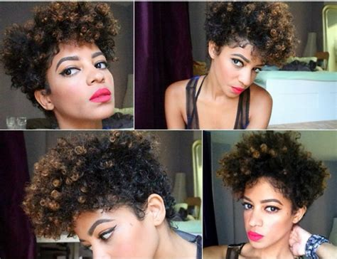 hair styles for natural females with tapered haircuts the tapered twa and undercut i am team natural