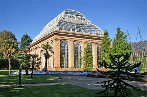 The South Side Of The Palm House Royal Botanic Gardens Royal Botanic Gardens Edinburgh