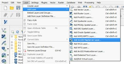 arcgis rest tutorial adding free satellite imagery layer in qgis geodose