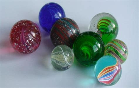 Handcrafted Marbles - antique handmade marbles the marbles