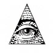 Illuminati Tattoo Png | illuminati eye tattoo images designs
