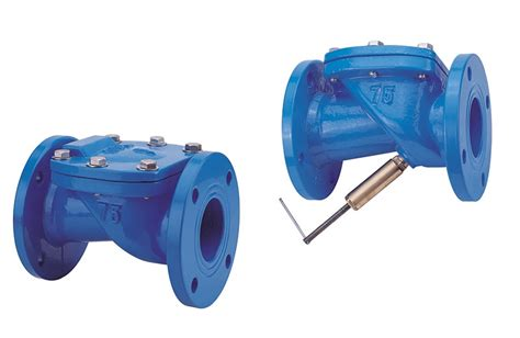 rubber flapper swing check valve products skvalves