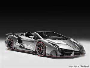 The Lamborghini Veneno Roadster 2015 Lamborghini Veneno Roadster Picture 517365 Car