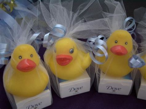 duck favors for a baby shower rubber ducky baby shower centerpieces oct 2009 rubber