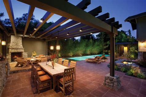 Outdoor Setting 6 pool deck amp patio design ideas luxury pools