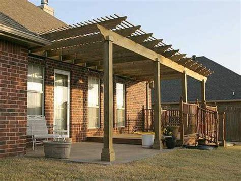 Patio backyard design, wood patio cover design ideas diy