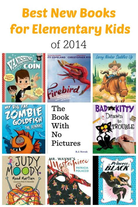 literature themes for elementary students best new books for elementary students of 2014